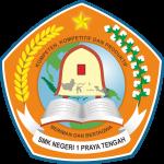 Logo SMKN 1 Praya Tengah (No Outline) - 1366 px